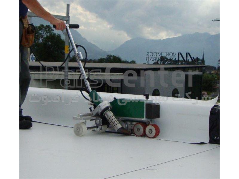 دستگاه جوش ورق ممبران مدل LARON ساخت BAK سوئیس