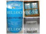 Plastic Foaming Agent/ Cleaning Agent:Dichlorofluoroethane CAS:1717-00-6