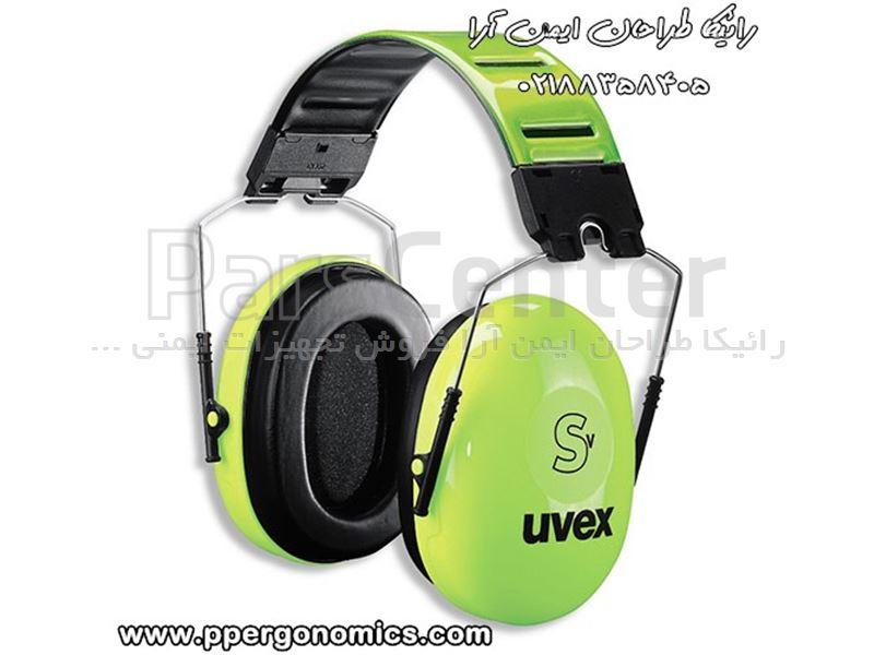 گوشی ایمنی ایرماف Uvex مدل sV