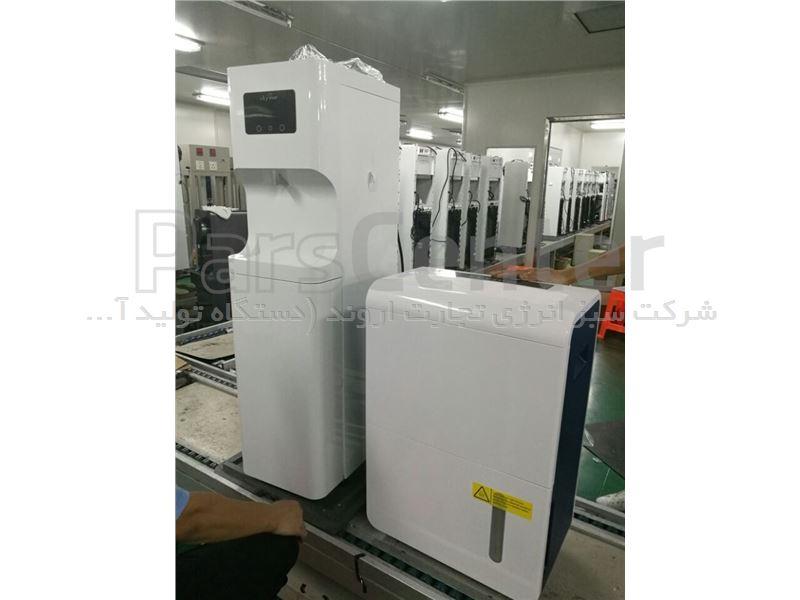 دستگاه تولید آب از هوا خانگی | 70 لیتری