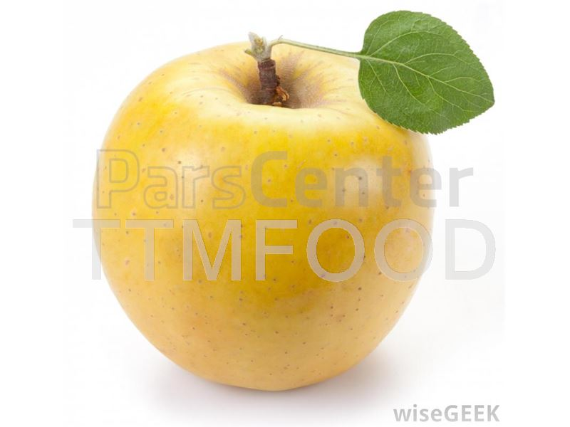 کنسانتره سیب زرد در بسته بندی بشکه و بریکس بالا