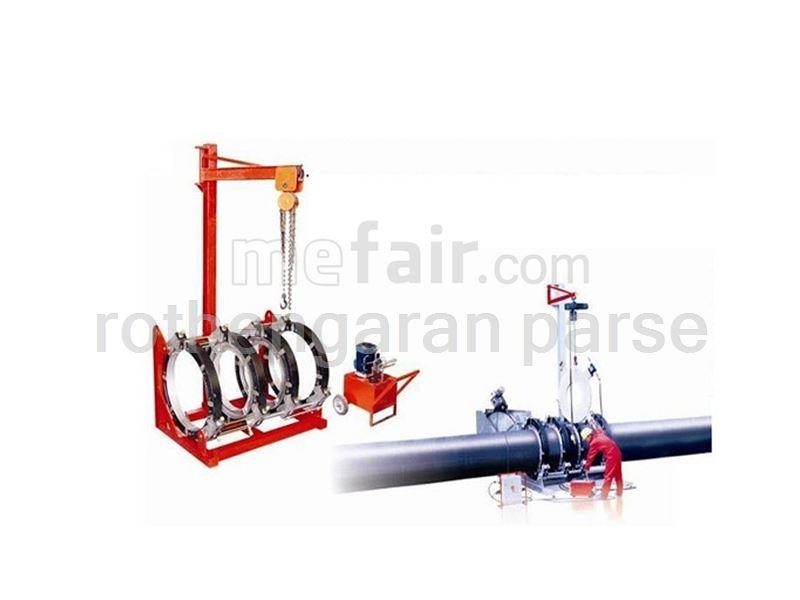Full-hydraulic PE welding 1200