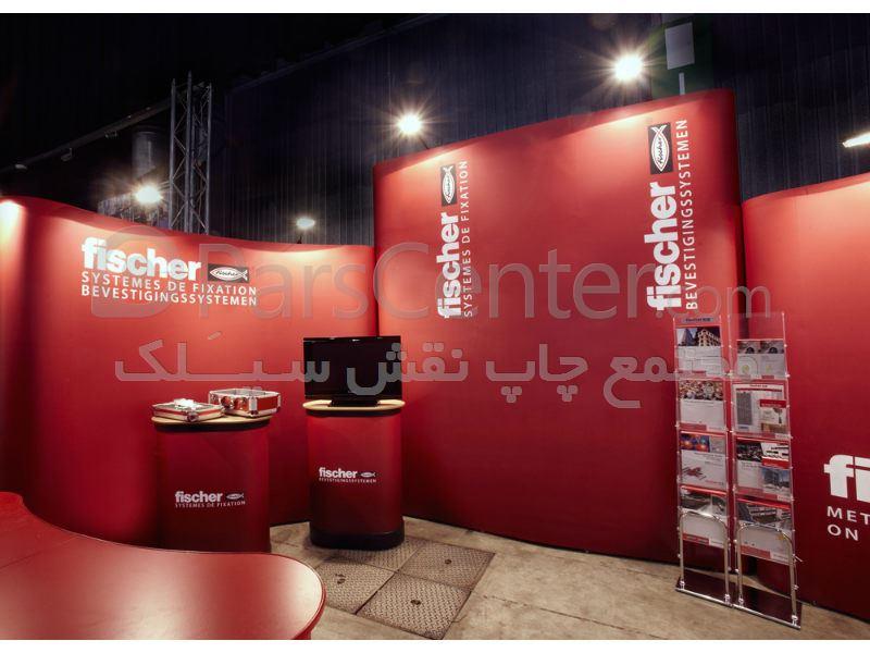 تجهیزات نمایشگاهی و فروشگاهی
