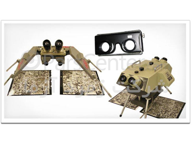 استریسکوپ رومیزی استریسکوپ جیبی (وارد کننده)