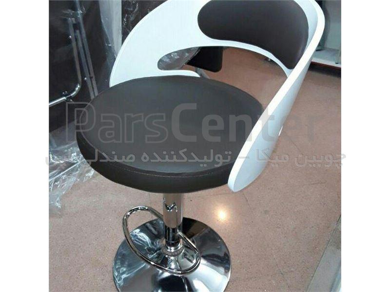 صندلی اپن جکدار - رنگ پوششی و پلی استر