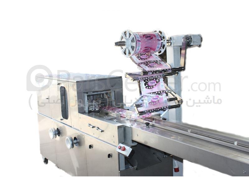 دستگاه بسته بندی دستمال کاغذی کیفی