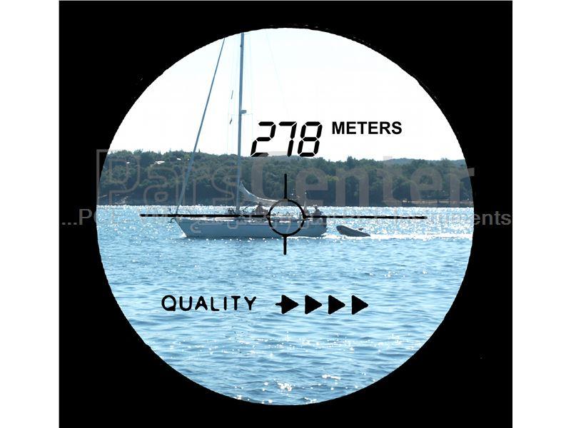 متر لیزری PCE- LRF 600