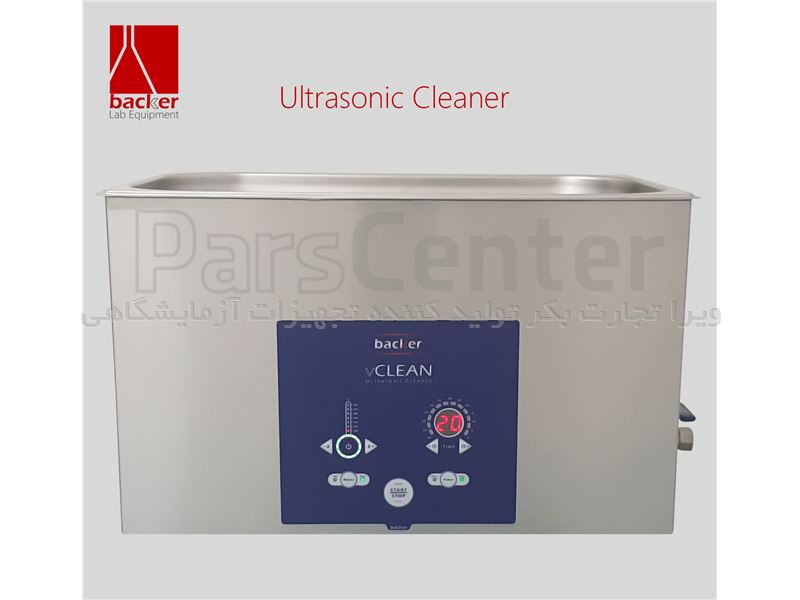 دستگاه حمام التراسونیک کلینر مدل vCLEAN1 - L20