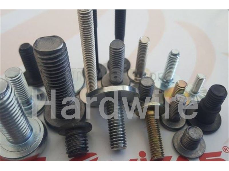carnon steel 8.8 hex and cap head bolts