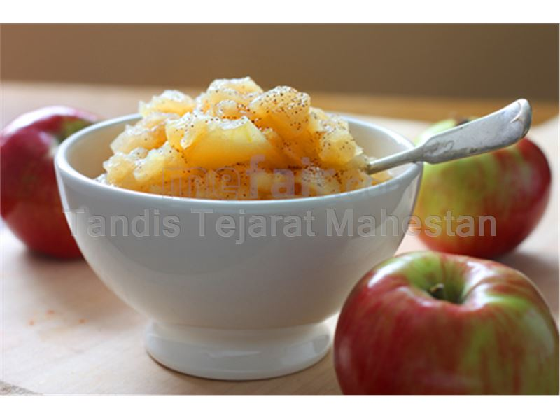 Export of apple puree to Russia