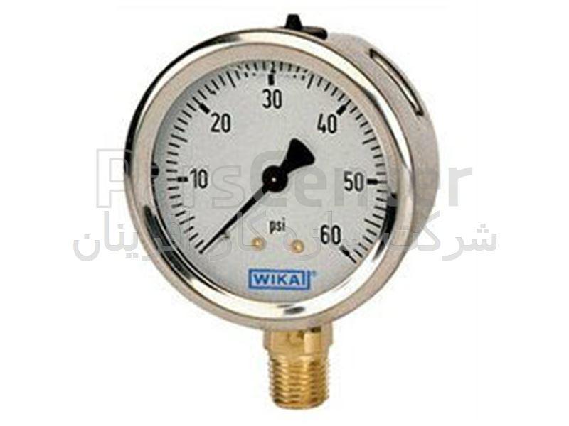 فشار سنج  مدل  232.5 برند wika  232.5