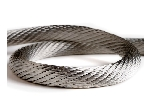 Stainless steel non rotating wire rope