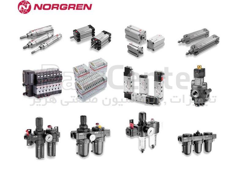فروش فیلتر رگولاتور هوا NORGREN B73G