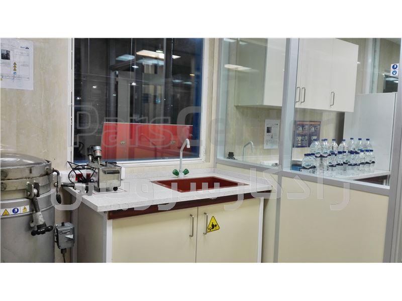 سکوبندی آزمایشگاه میکروب-میزبندی
