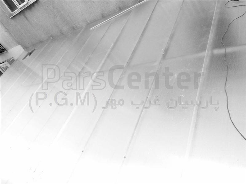 سقف پارکینگ (سعادت اباد)
