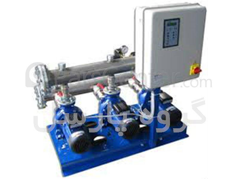 جت پمپ آب برای آبیاری قطره ای و تحت فشار