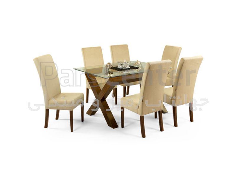 صندلی چوبی رستورانی مدل میلانو (جهانتاب)