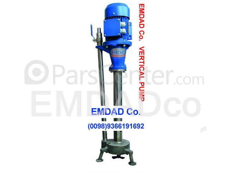 پمپ عمودی لعاب Glaze Vertical Pump
