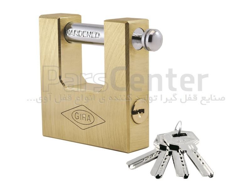 قفل آپارتمانی کد (009)