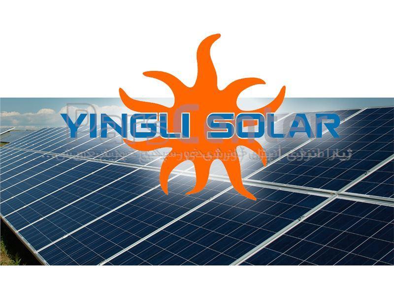 پنل خورشیدی 30 وات ینگلی
