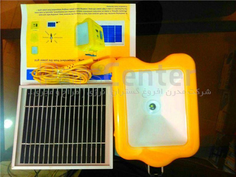 چراغ خورشیدی sun teransfer2
