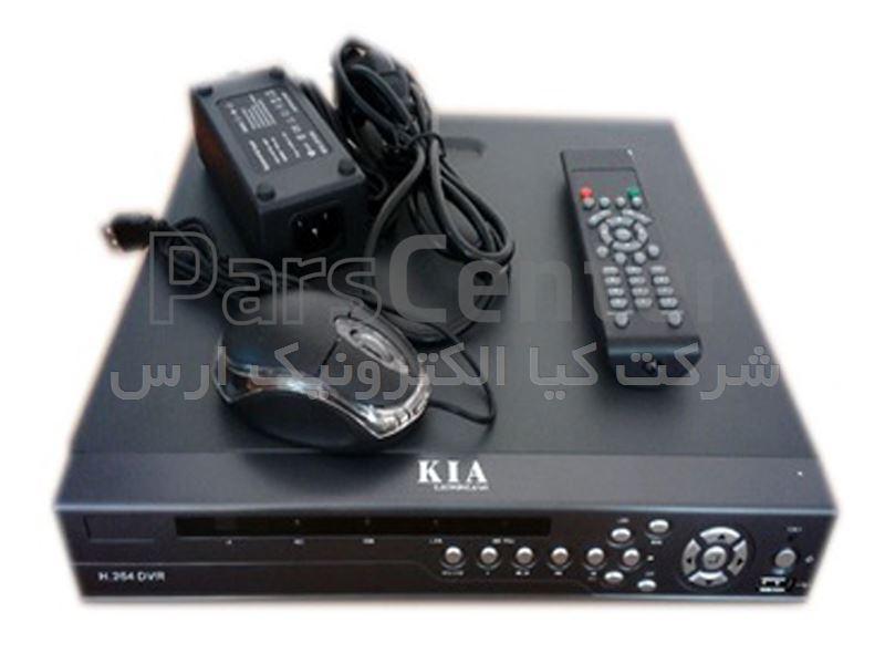 DVR-2516GCS با ساپورت تمام پروتکل های استاندارد