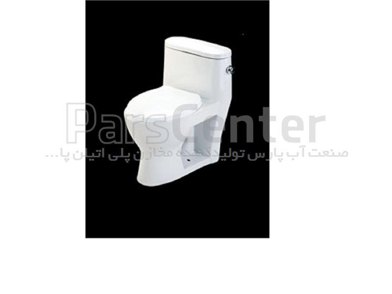 توالت فرنگی پارس سرام مدل اتوسا