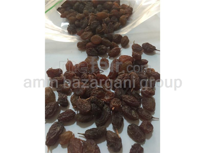 Sales of raisins for export