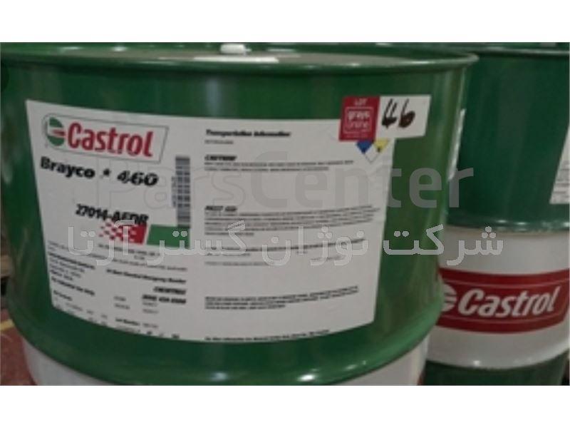 روغن صنعتی دنده Castrol Alphasyn PG 320