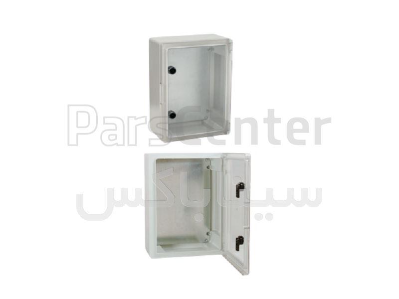 تابلوهای ضد آب درب مات با استاندارد IP65 Watertight Boards With Din Rail Fixing