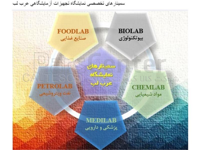 سمینارهای تخصصی نمایشگاه تجهیزات آزمایشگاهی عرب لب ArabLab 2017 در امارات - دوبی
