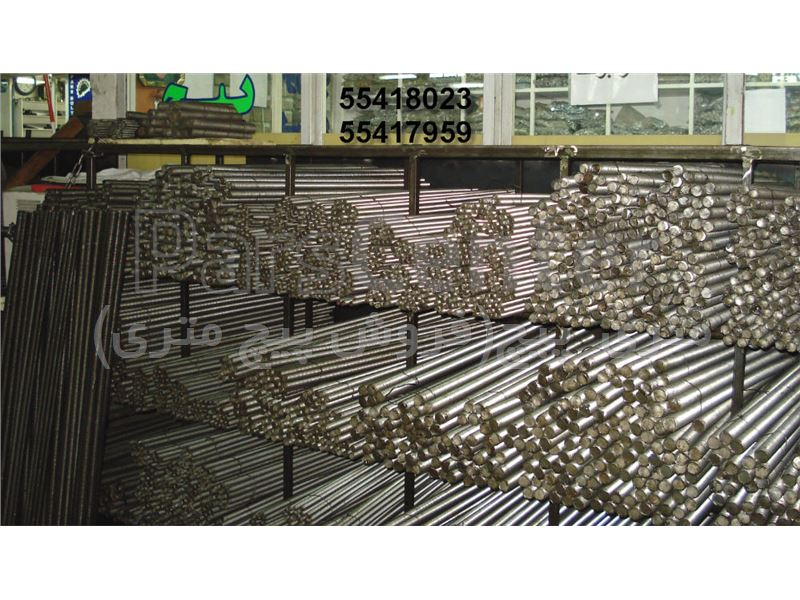 پیچ متری فولادی گرید 8.8 سایز   24