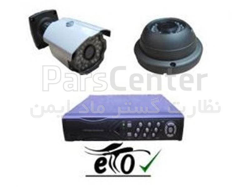 لیست محصولات دوربین های AHD  ETTO