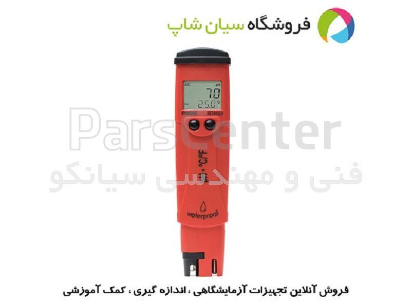 تستر pH و دمای قلمی ارزان قیمت هانا امریکا مدل HANNA HI98127