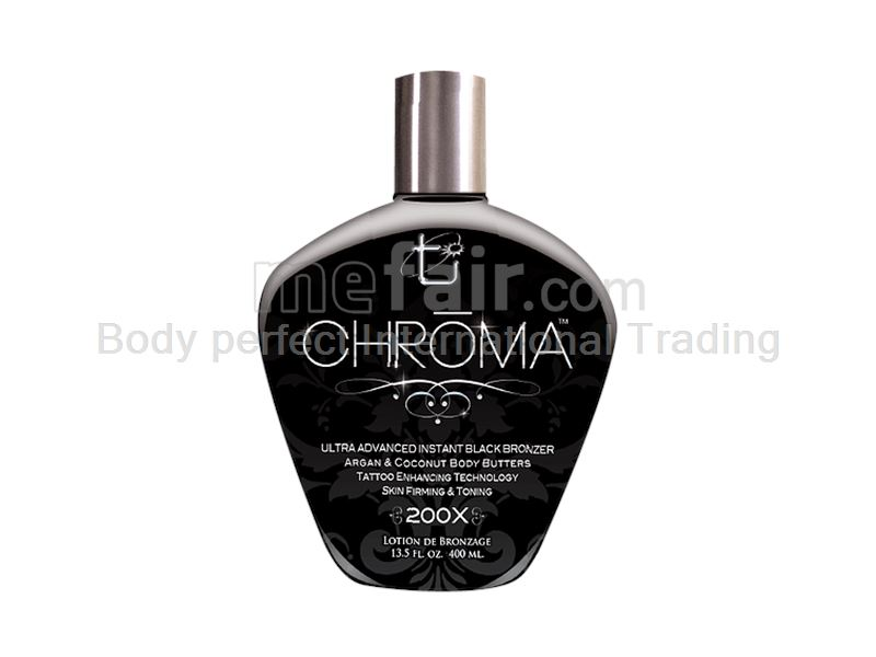 CHROMA Advanced 200X Black Bronzer