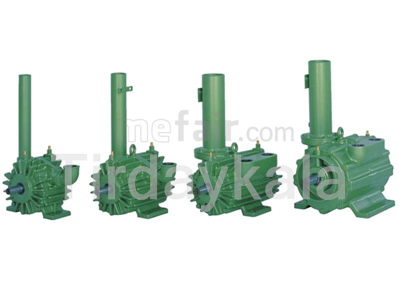 Rotary vane vacuum unit