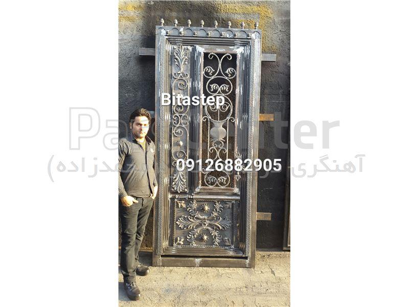 درب حیاطی سلطنتی کد BS HS4