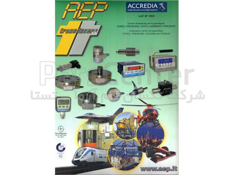 تست گیج فشار - خلا دیجیتال مرجع آزمایشگاهی کالیبراسیون AEP transducers