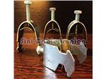 بست چنگالی 38-36 (Fork clamps)(بست دو تیکه)