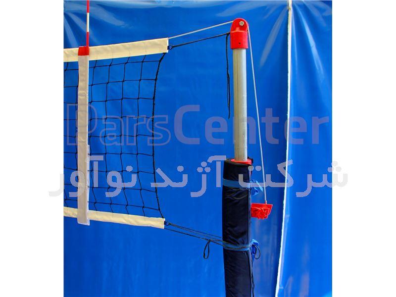 میله والیبال تلسکوپی فدراسیونی، پایه والیبال تلسکوپی فدراسیونی آژندنوآور