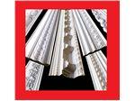 گچبری سقف پذیرائی کلاسیک لاکچری