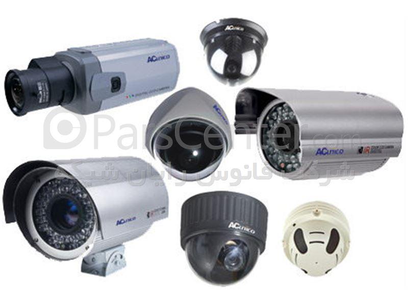 سیستم های حفاظتی و دوربین های مداربسته