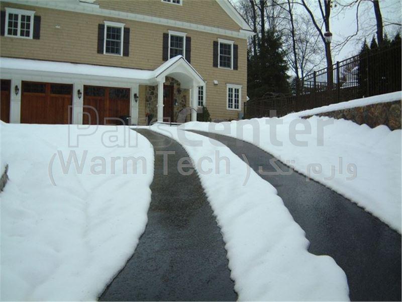 ذوب برف و یخ رمپ ها محصولات خانه هوشمند و مدیریت ساختمان