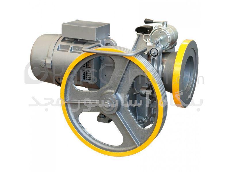 موتور آسانسور (الکومپ)  سیکور VVVF - MR12