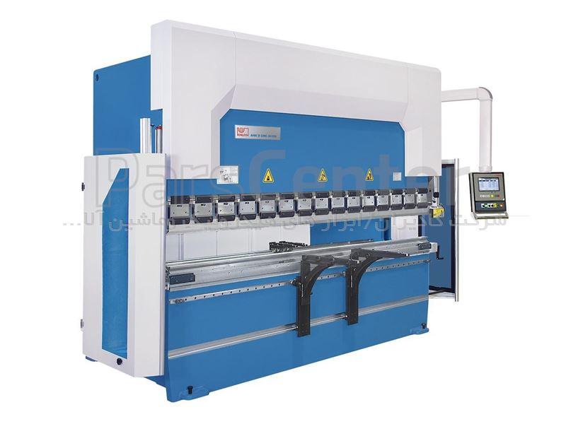 دستگاه پرس سی ان سی مدل AHK D CNC 40400 ساخت کنوت آلمان