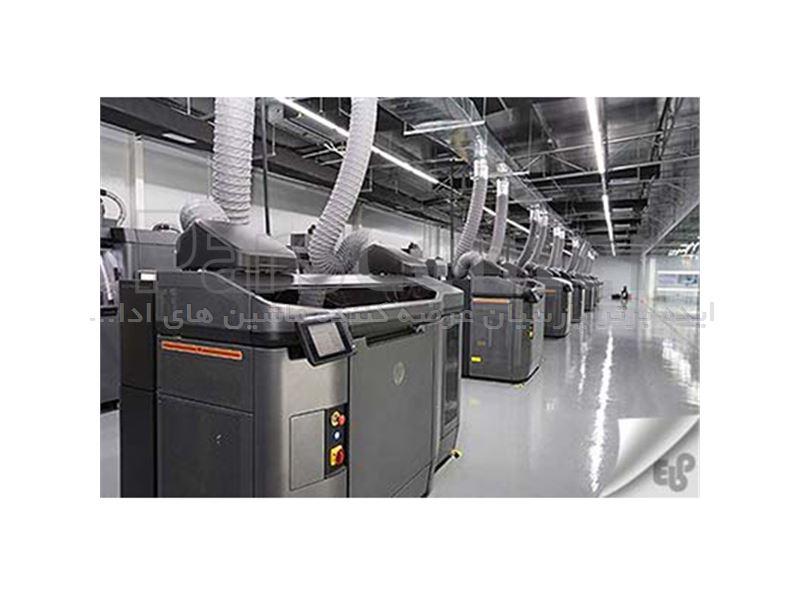 اچ پی HP مرکز چند منظوره 3D printing را در چین بازگشایی کرد