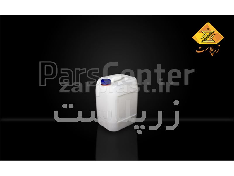 گالن پلاستیکی سموم کشاورزی 18 لیتر