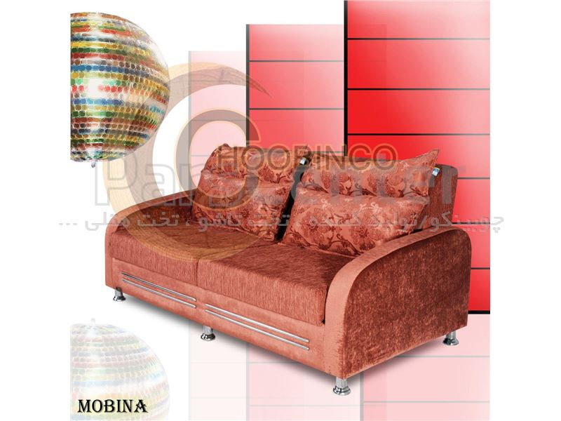 مبلمان تختخوابشوی کمجای چوبینکو مدل k36