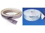 Fiberglass tape with foil