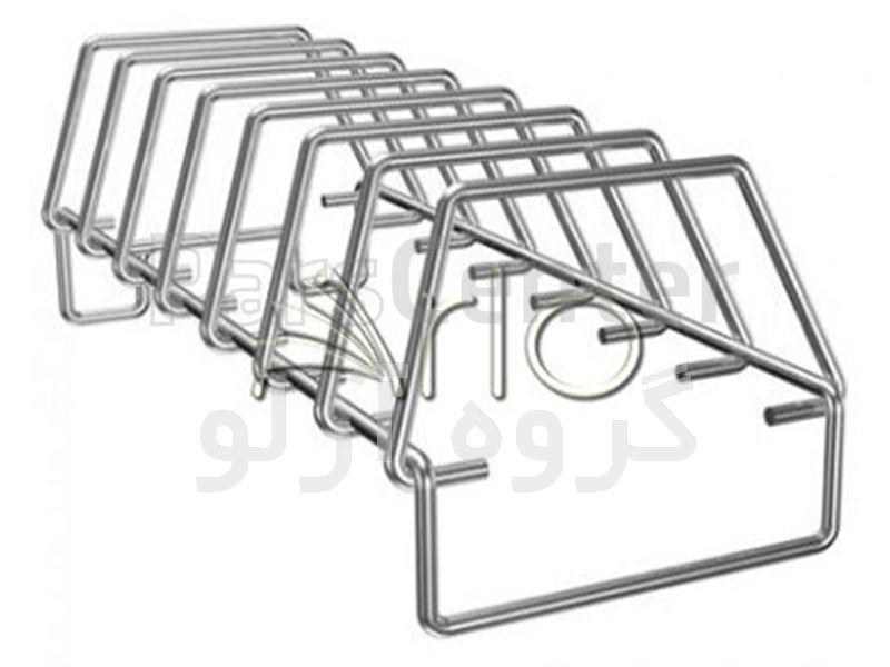 یراق آلات قفسه فروشگاهی، اکسسوری فروشگاهی 01